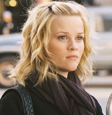 Reese Witherspoon Long, Wavy, Blonde Hairstyle with Bangs. PHOTO 5 OF 8