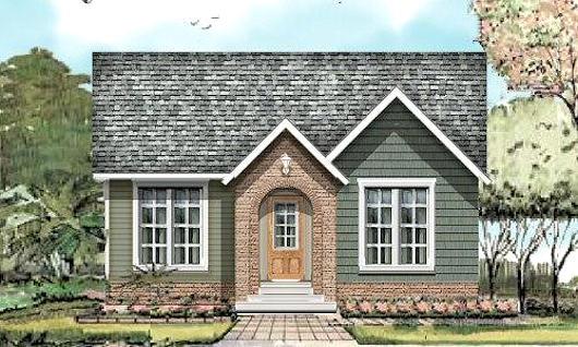 Plano de casa de un piso tres dormitorios y 152 metros for Metros cuadrados de un piso normal