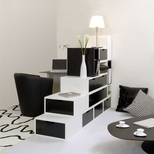 Dise o de interiores en blanco y negro luxury interior for Diseno interiores 3d