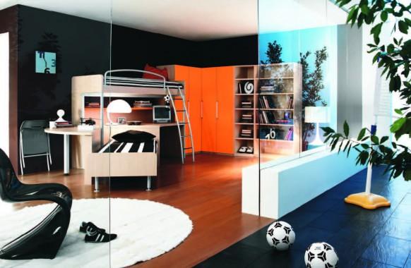 Hoy les muestro varias fotos de modernos diseños de habitaciones para ...
