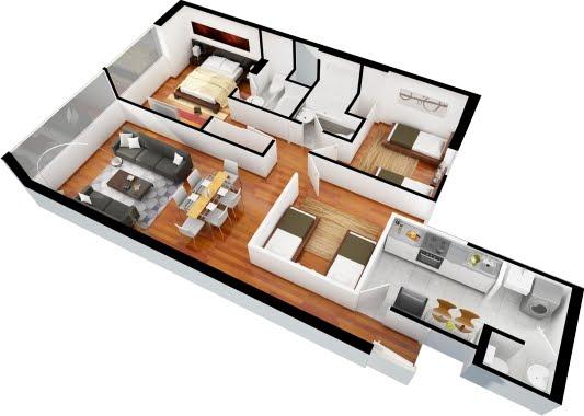 Interior design 2010 10 10 for Paginas para hacer planos de casas gratis
