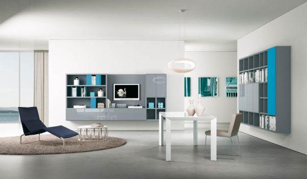 Ideas De Dise O De Salas Contempor Neas Contemporary Living Room
