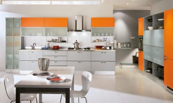 Interior sweet design: modernas cocinas de estilo italiano por ...