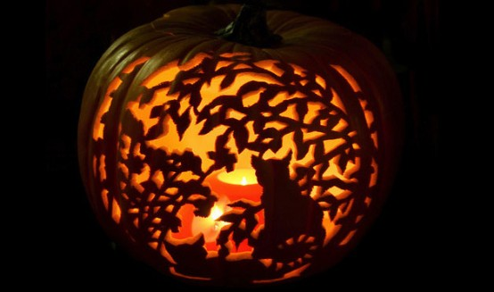 Awesome pumpkin carving ideas rich club girl