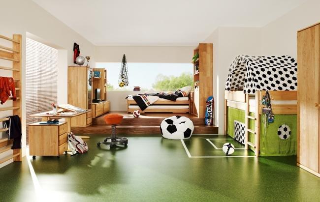 Decoracion Diseño: Habitaciones temáticas para los niños de la casa