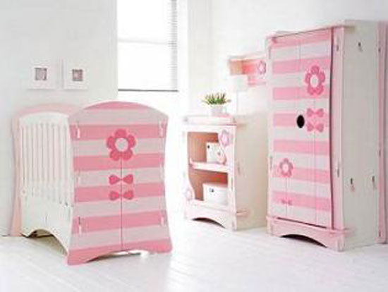 Interior sweet design decoracion de interiores - Decoracion dormitorio bebe ...