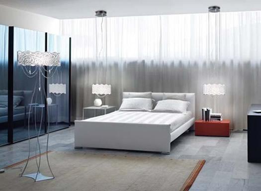 Iluminaci n ideas de dise o en su dormitorio decorando mejor - Iluminacion dormitorio ...