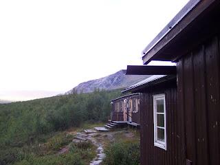 Kaitumjaure Stugorna Hut Kungsleden