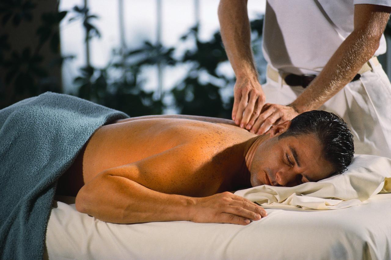 Эротич массаж для мужчины 3 фотография