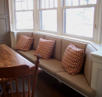 Is It Very Expensive To Make Your Own Bay Window Seat