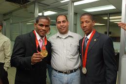 En figuereo con Medallistas