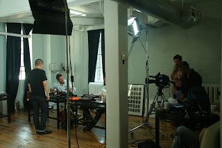 Studio of Beautiful People reality show