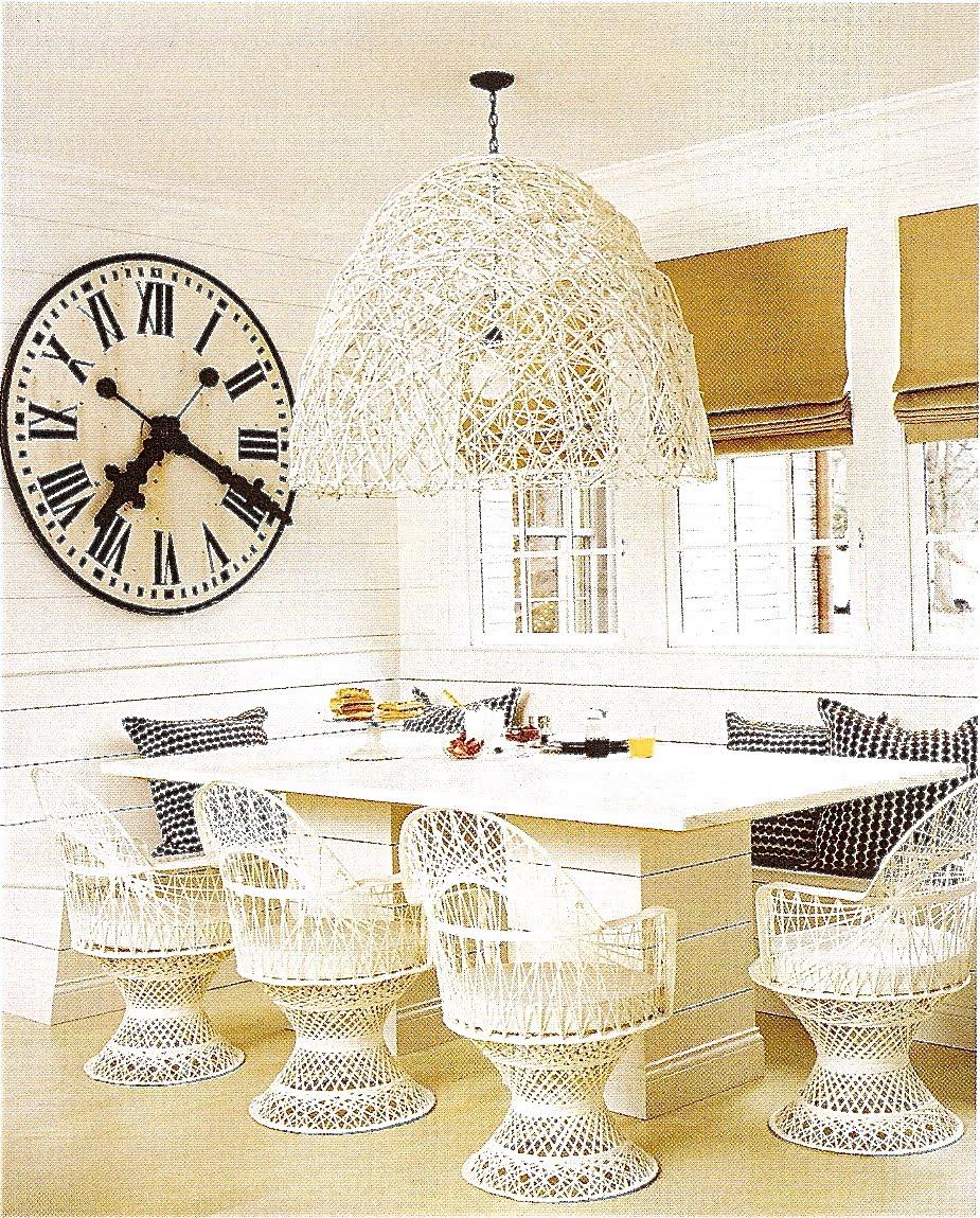 Dining room wall clocks