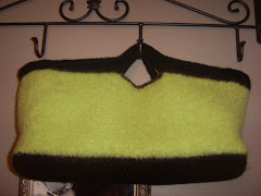 My Felted Bag