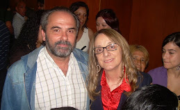 Alicia Kirchner con Ricardo Molina de AEM