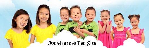 Jon and Kate Plus Eight Fan Site