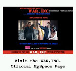 War inc my space