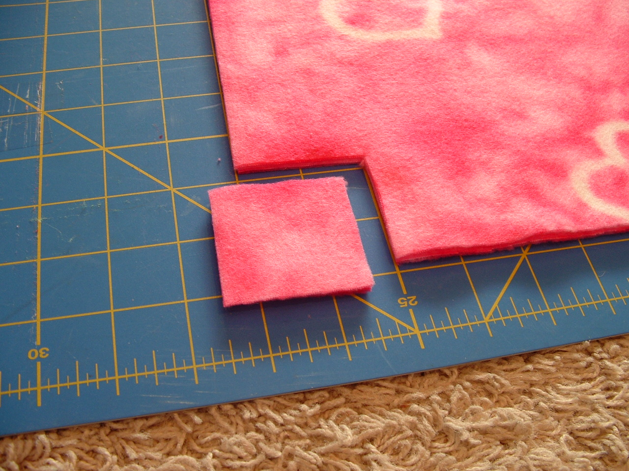 Double Layered No-Sew \