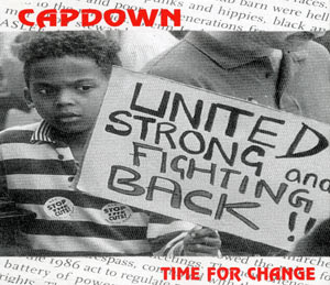 Capdown - Time For Change EP (1999)