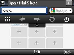Opera Mini 5 Untuk Hp