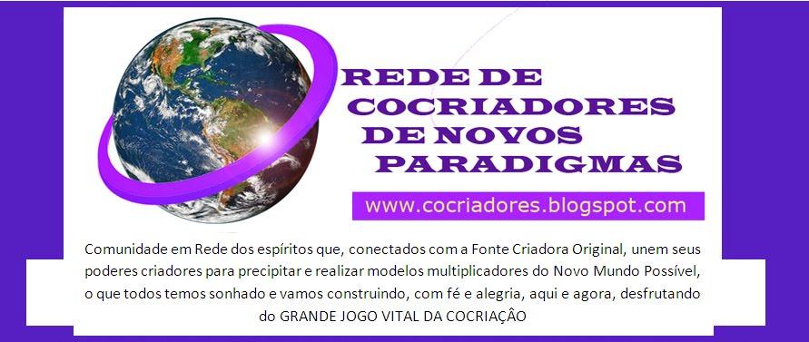 REDE DE COCRIADORES DE NOVOS PARADIGMAS