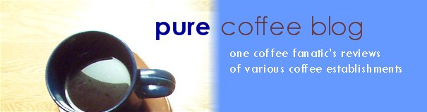 Pure Coffee Blog