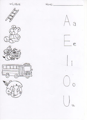 Escritos Sobre Vogais Para Educacao Infantil   Real Madrid Wallpapers