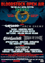 BUDAPEST-BLOODSTOCK OPEN AIR-METAL FESTIVAL.
