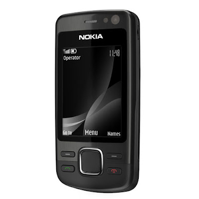 Phone Nokia 6600i slide