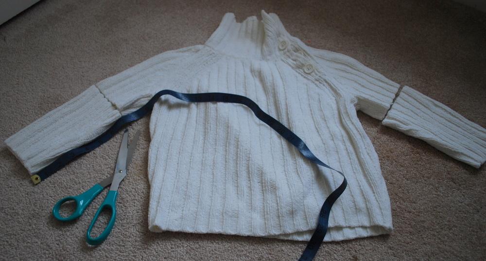Что сделать из старого свитера своими руками и рубашки