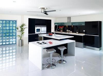 Luxury Minimalist Kitchen