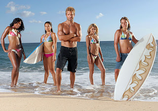 The Cast of Beyond the Break TV Series