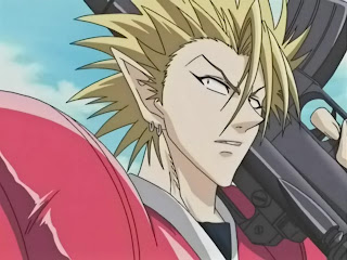 Yoichi Hiruma of Eyeshield 21 anime