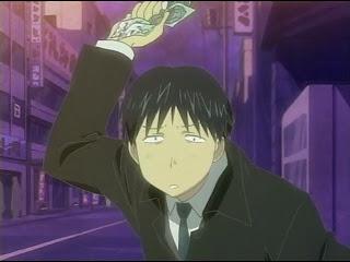 Fumihiko Matsumaru from REC Anime