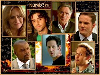 Numb3rs or Numbers TV Series