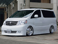 My DREAMS .. Alphard oh Alphard