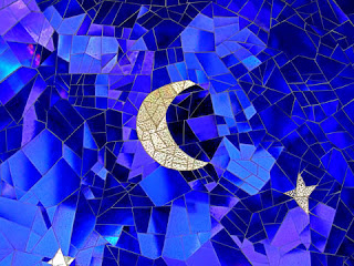 mosaic sculpture, Queen Califia's Magical Circle by Niki De Saint Phalle, photograph by Robin Atkins
