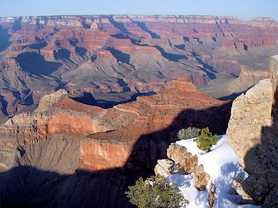 Grand Canyon, south rim, photo by Robin Atkins