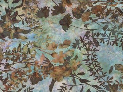 batik fabric, Hoffman, Paradise G2178