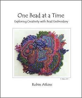 One Bead at a Time, book by Robin Atkins, cover