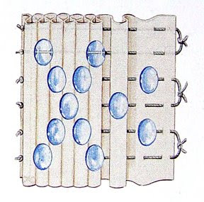 bead embellished smocking diagram