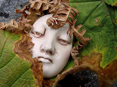 porcelain face,photo by Robin Atkins