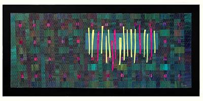quilt, Evolving Sampler by Myrna Giesbrecht