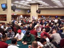 Main poker room