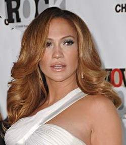 Jennifer Lopez Curly Hair