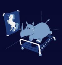 Runnin' Rhino