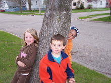 Zack, his cousin Kayleigh and their friend Dillon