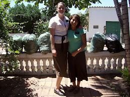 Me and SIster Jara
