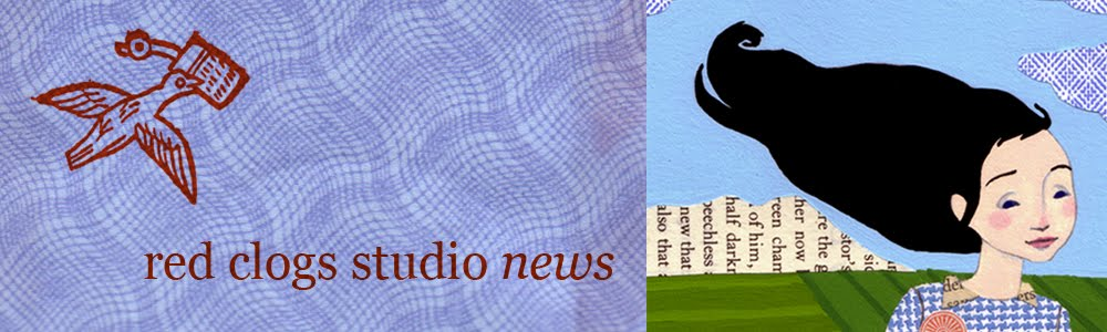 red clogs studio news
