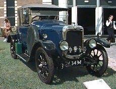 Triumph-10/20 Classic cars